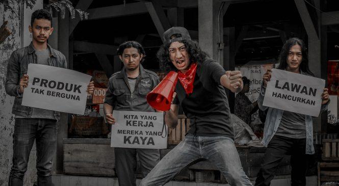 Single Baru RUZAN FIKRA & AKSI MASSA  Mengawal Rakyat Untuk Merdeka