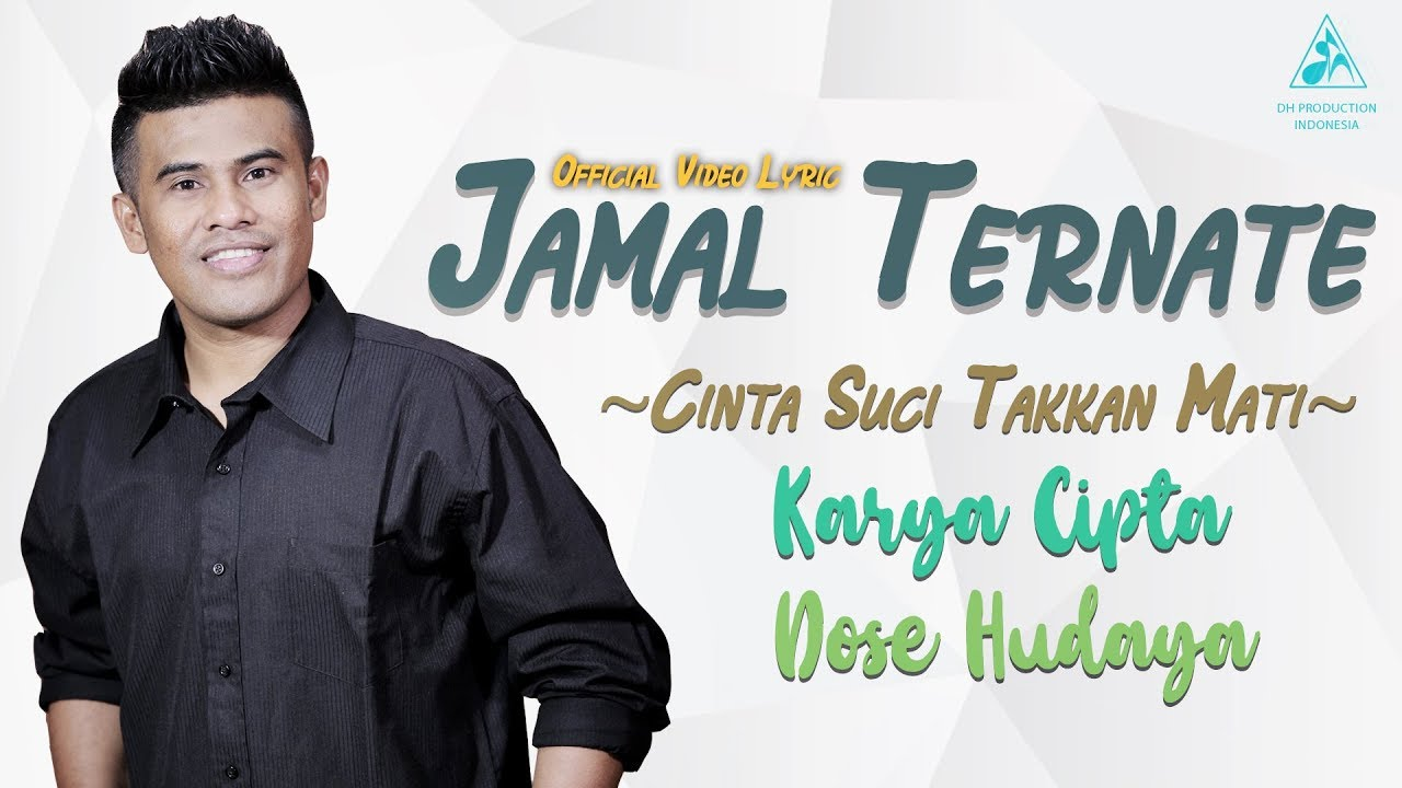 "Jamal Gatim Ternate Luncurkan Single Melayu ""Cinta Suci Takkan Mati"""