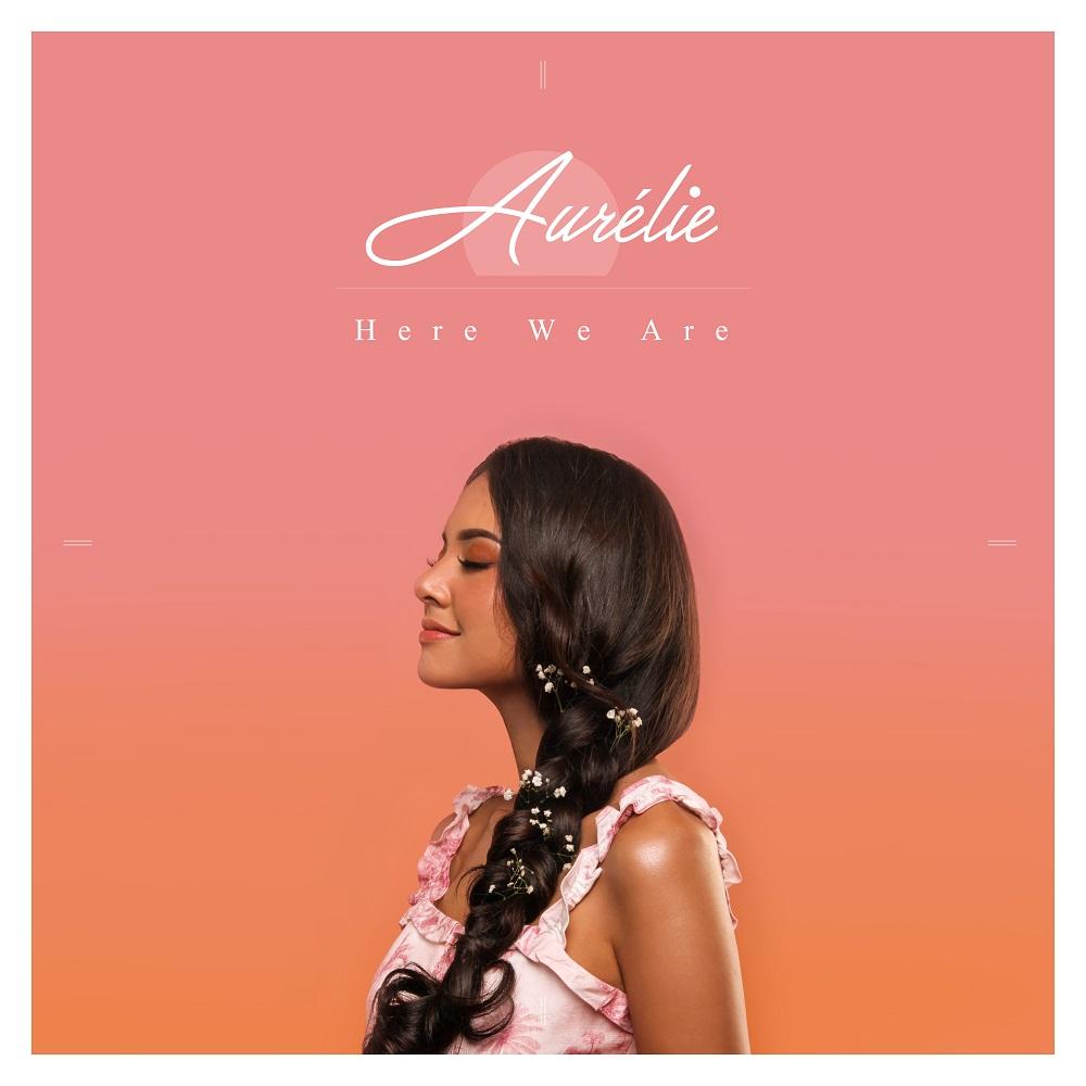 """Jajal Dunia Tarik Suara,  Aurélie Moeremans Rilis Debut Single """"HERE WE ARE"""""""